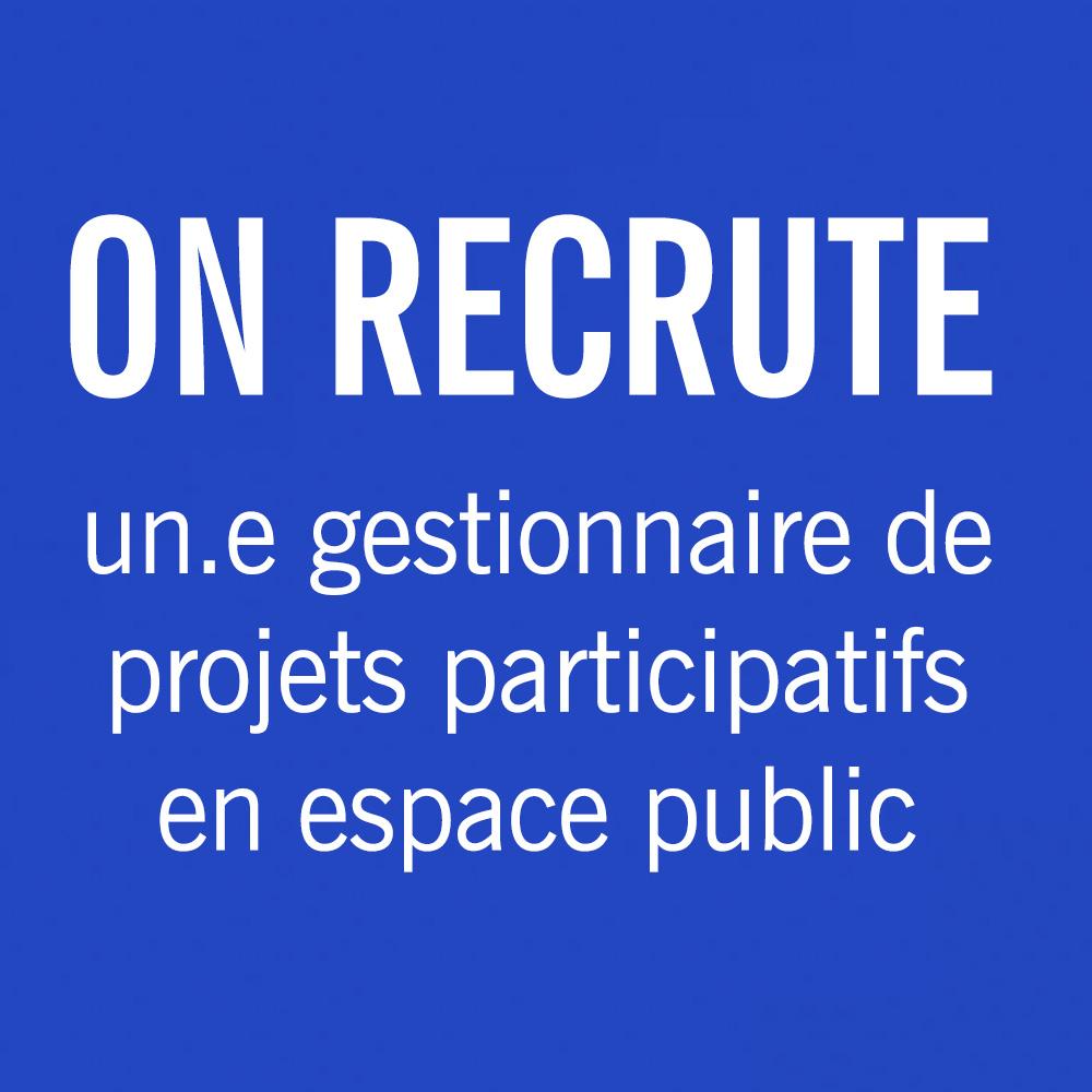 WIELS, BRASS et Maison des Cultures de Saint-Gilles recherchent un.e gestionnaire de projets participatifs en espace public (H/F/X)
